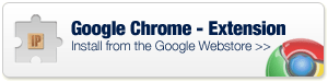 Google Chrome IP Address Browser Extension